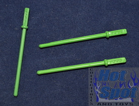Luke Jedi Knight Replacement Green Saber