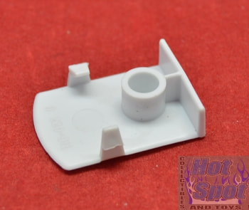 Hoth Imperial Attack Base White Bottom Cover Part