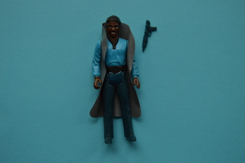 Lando with teeth complete