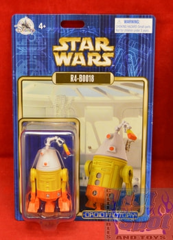 Disney Parks Exclusive R4-Boo18 Astromeck Figure
