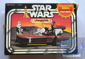 Land Speeder Complete w/ Box