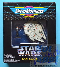 Micro Machines Mail Away Millennium Falcon