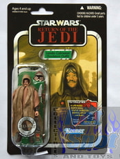 Vintage Collection Lando Calrissian Sandstorm Outfit VC89