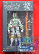 #06 Boba Fett Black Series Figure