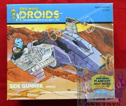 Side Gunner Vehicle Droids