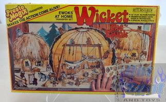 Presto Magix Wicket The Ewok Playset