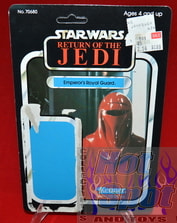ROTJ Emperor's Royal Guard Unpunched