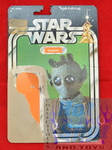 SW Greedo 21 A Card Backer