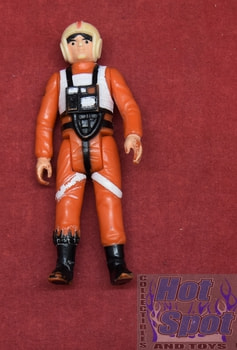 Luke Skywalker X-Wing Pilot Figure only