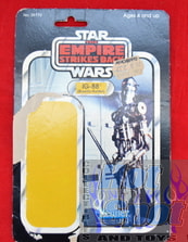 ESB IG-88 31 A Card Backer