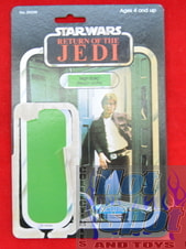 ROTJ Han Solo Bespin Outfit 65 B Backer