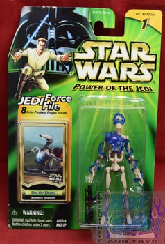 POTJ Battle Droid Figure