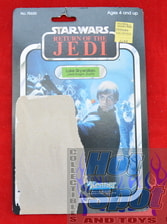 ROTJ Luke Skywalker Jedi Knight Outfit