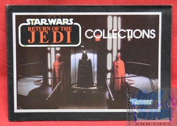 Star Wars Return of the Jedi Booklet Royal Guard