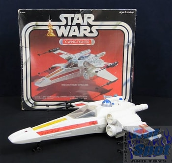 1978 X - Wing Fighter Parts