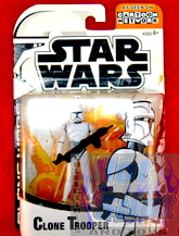 Clone Wars Clone Trooper Animated