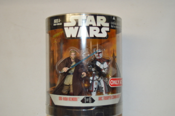ROTS Order 66 Target exclusive 2 Pack