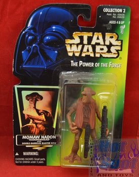 Green Carded Momaw Nadon