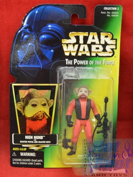 Green Carded Nien Nunb