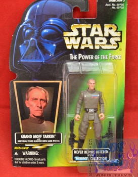 Green Carded Grand Moff Tarkin
