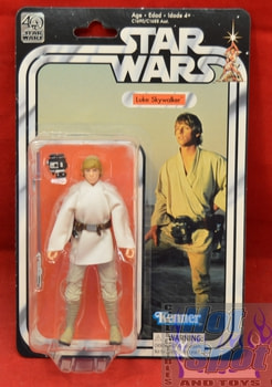 40th Anniversary 6in Luke Skywalker Figure