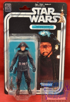 40th Anniversary Death Star Commander 6in Figure