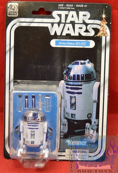 40th Anniversary R2-D2 6IN Figure