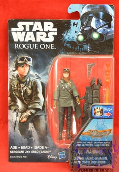 Rogue One Srgeant Jyn Erso Variant Figure