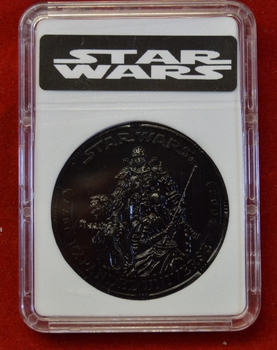 30th Anniversary Expanded Universe Black Coin Slabbed