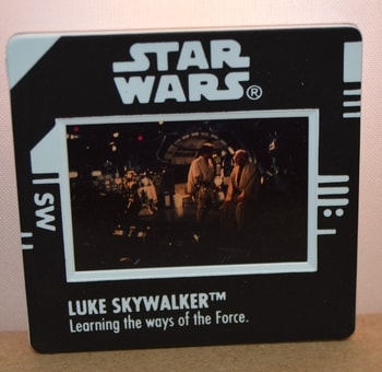 SW Luke Skywalker Slide