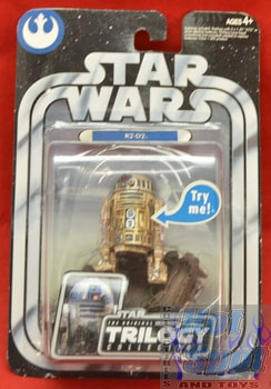 The Original Trilogy Collection R2-D2 Figure MOC