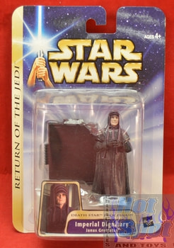 Return of the Jedi Imperial Dignitary Figure MOC