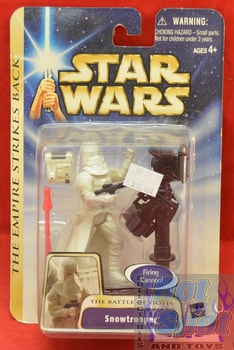 The Empire Strikes Back Snowtrooper Figure MOC