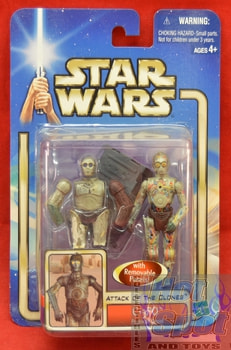 Attack of the Clones C-3PO Figure