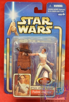 Attack of the Clones Padme Amidala Figure