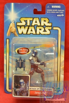 Attack of the Clones Jango Fett Figure