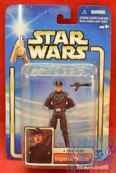 A new Hope Imperial Officer Figure MOC