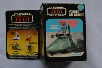 Desert Sail Skiff Mini Rig Canadian Box