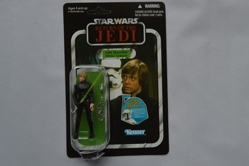 Vintage Collection Luke Skywalker Endor Captive VC23