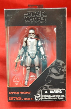 Captain Phasma 3.75 Black Series figure