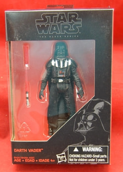 Darth Vader 3.75 inch Black Series