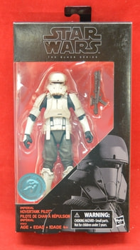 Hovertank Pilot 6 inch Black Series