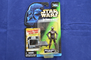 Freeze Frame Exclusive Death Star Droid