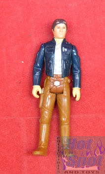 Han Solo Bespin Figure