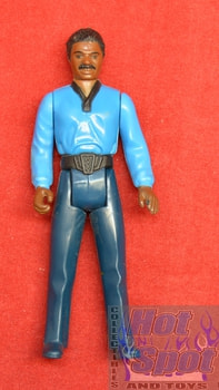 Lando Calrissian No teeth figure