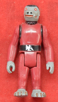 Red Snaggletooth Figure