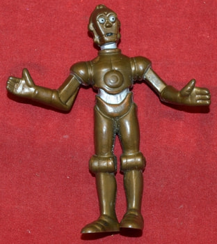 C-3PO Spanish Bendy Figure