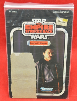 ESB Lando Calrissian 31 A Backer