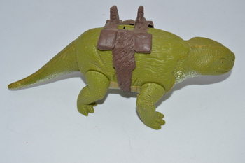 Dewback with saddle