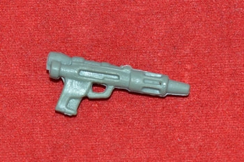 Squid Head Grey Blaster Gun